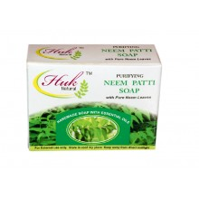 Huk Natural Neem Patti Soap