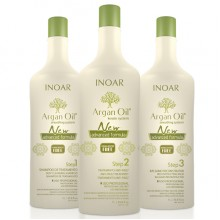 Inoar Argan Oil System Keratin Treatment 1000 ml