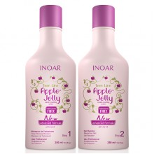 Inoar Apple Jelly - Keratin Treatment 250 ml