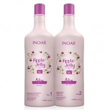 Inoar Apple Jelly - Keratin Treatment 1000 ml