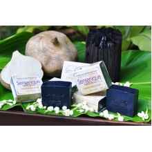 Sensenique Natural Charcoal Bengkoang Handmade Soap