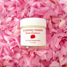 Organic Rose Face cream