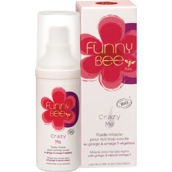 Funny Bee - Crazy Me Night Serum