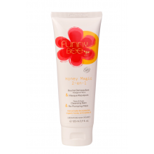 Funny Bee- Honey Magic Face & Eyes Cleansing Balm