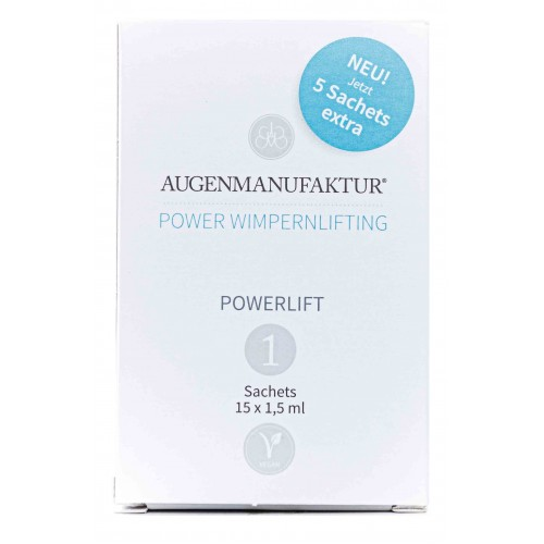 Lash Lifting Powerlift sachets 15 x 1,5 ml
