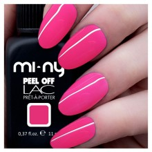 Peel Off Lac Red-Pink Shade