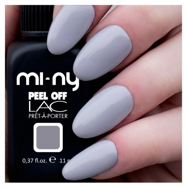 Peel Off Lac Soft Grey