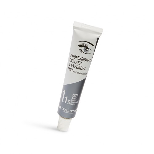 Professional Eyelash & eyebrow Tint - Grey