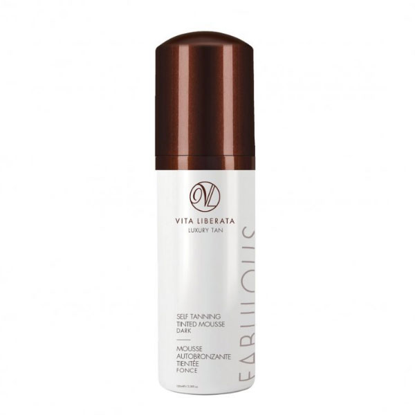Vita Liberata Fabulous Self Tanning Tinted Mousse Medium